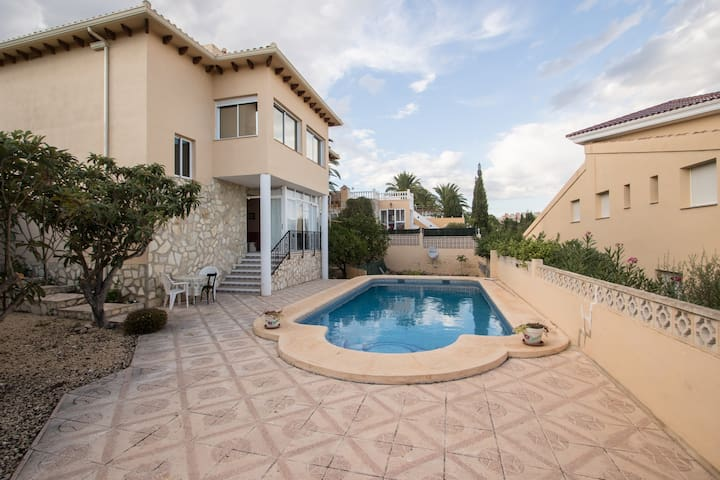 Villa del Pi - l'Alfàs del Pi - Daire