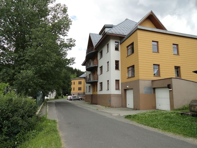 Apartment for your holiday - Rokytnice nad Jizerou - Byt