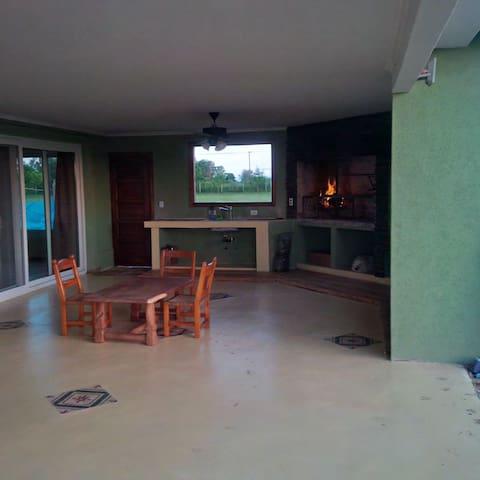 Casa de campo en  Capilla del Senor