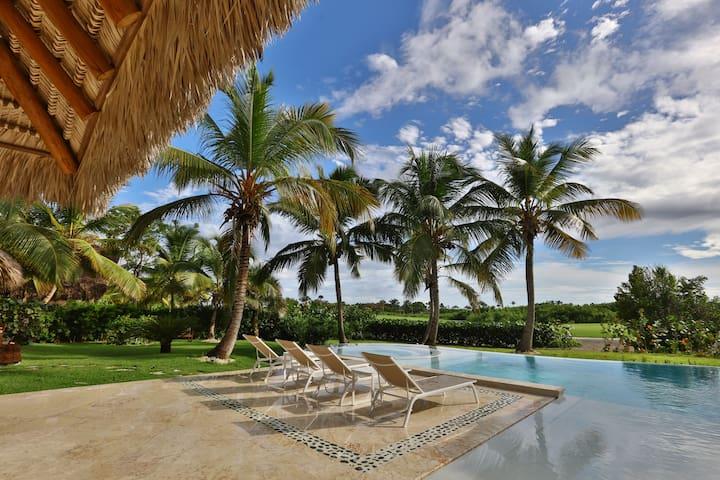 Caribbean Paradise - J.Nicklaus Golf Backyard - พันตา กานา - บ้าน