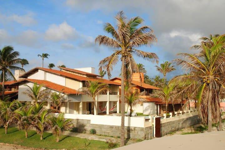 Villa Cumbuco - Awsome Beachfront Villa - Caucaia - Huis