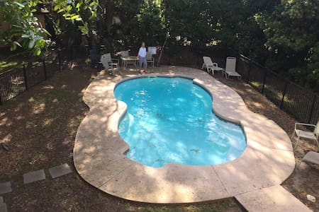 Private Pool and a few steps from beach! - Fripp Island