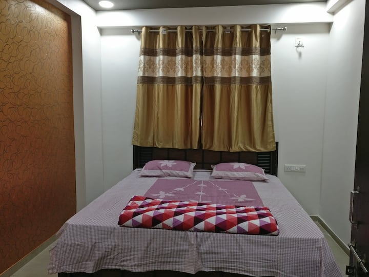 1-BHK ,furnished apartment
