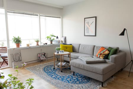 Cosy and light -heart of the city - Frederiksberg - Apartment