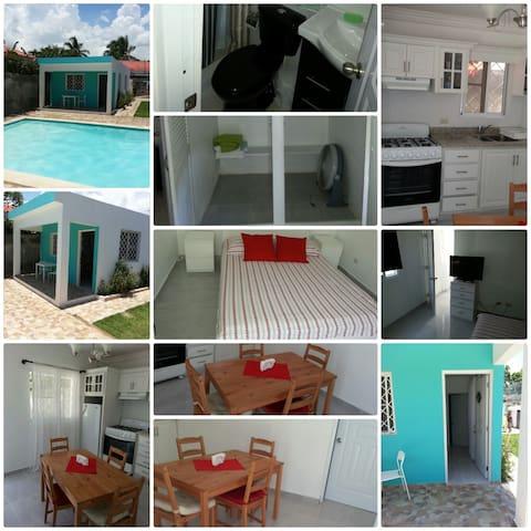 Casa Turquese - Boca Chica