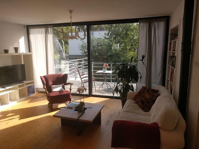 3 Zimmer Wohnung (80 qm) mit großer Sonnenterrasse - Neuss