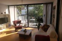 3 Zimmer Wohnung (80 qm) mit großer Sonnenterrasse