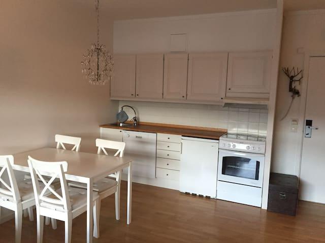 Sentral leilighet i vakre omgivelser på Geilo - Geilo - Apartament