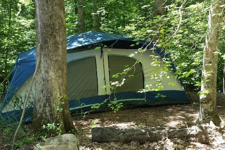 Private Retreat Camping - Fredericksburg