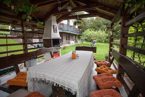 Alpine House near Bled