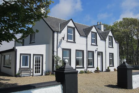 Peaceful 1 bdrm apartment w kitchen - Isle of Islay - Lägenhet