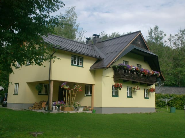 Lake Altaussee, Large Holiday Home (220sqm) - Altaussee - บ้าน