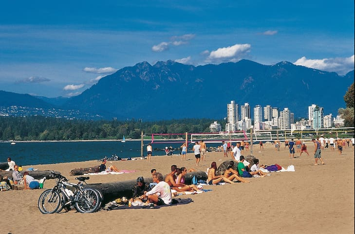 Kitsilano Apartment by the Beach! - Vancouver - Appartement