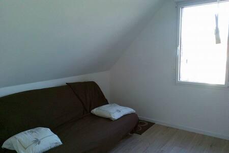Chambre privée dans maison neuve - Dom