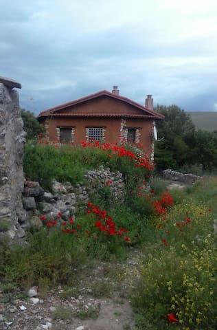 El sonido de la Naturaleza. Casa rural El Cebadal