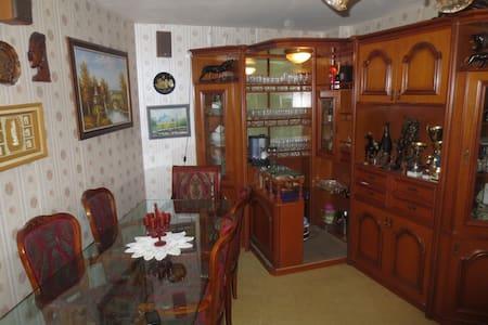 Bel appartement 3 pièces meublé - Apartment
