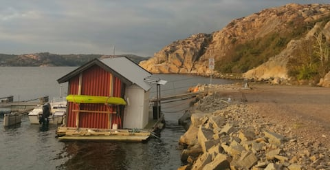 Härnäset Seahouse incl kayak - a fantastic place!