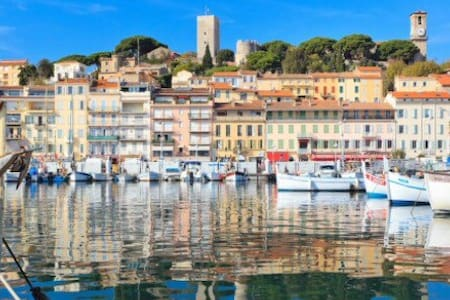Cute apartment in Cannes-Vieux port - Cannes