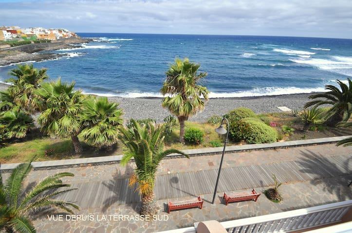 PENTHOUSE EN FRENTE DEL OCEANO WIFI - La Caleta de Interián