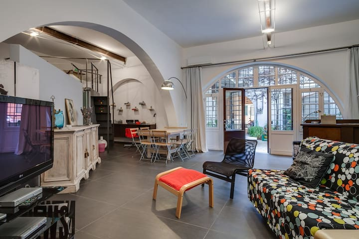 Beautiful Loft in San Lorenzo - Roma - Loft