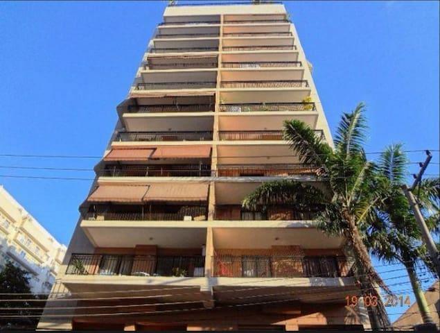 Enjoy Rio near Maracanã-Apt 11th floor