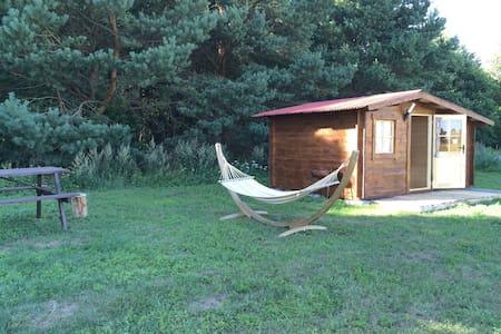 camping Spāres Prieduļi - Klampju ciems - Casa de campo