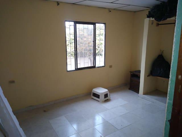 Habitación con baño incluído (personal)