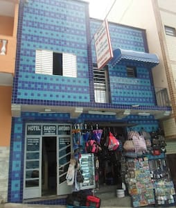 hotel e pousada  Santo Antonio do Mineiro - Aparecida - Bed & Breakfast