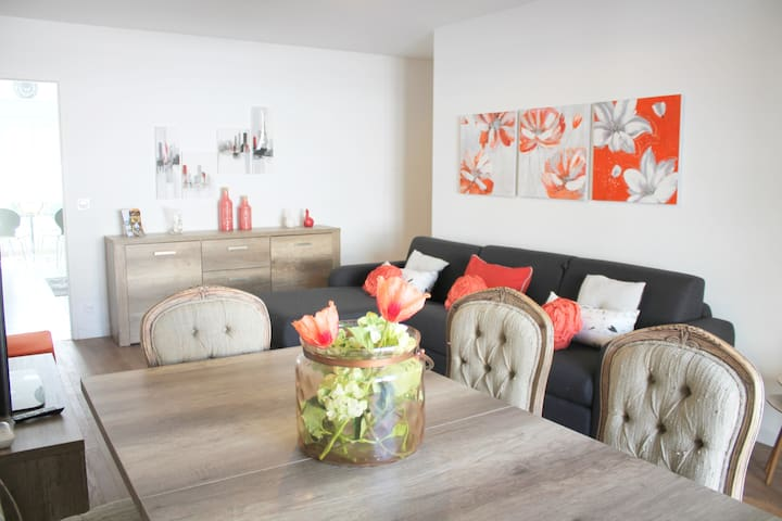 ARIANE2 Grand appartement 8pax RER Val d'Europe