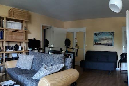 Lit BZ dans appartement spacieux - Apartment