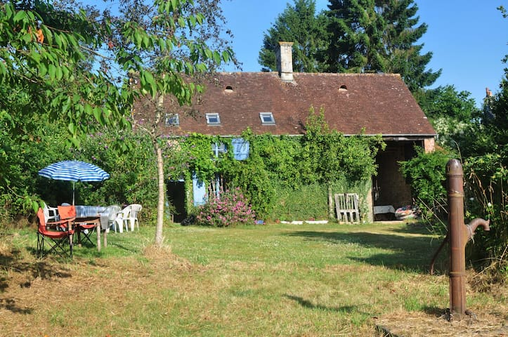 Beautiful rural cottage - Sainte-Marie-la-Robert - Hus