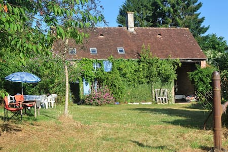 Beautiful rural cottage - Sainte-Marie-la-Robert - Rumah