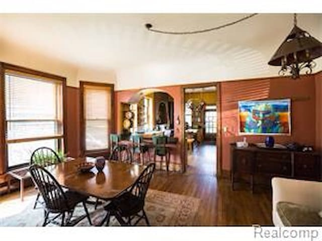 rent  kitchen and dining only - Detroit - Loft