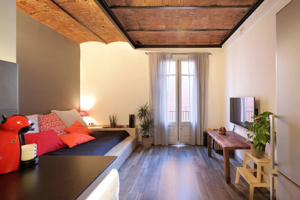 Fully Furnished Apartments For Rent Barcelona