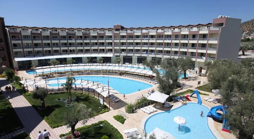 Kaz Dağları - Güre - Apartment