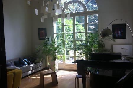 Maison avec piano - logement entier - Bièvres - Haus