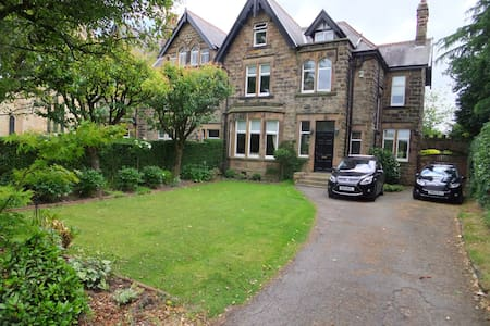 Victorian House close to towncentre - Harrogate