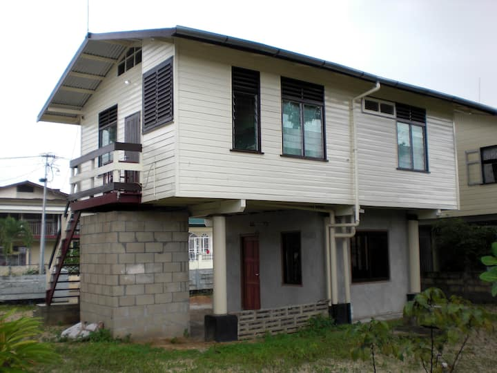 Authentic Surinam holiday property