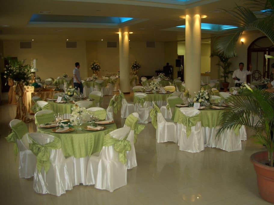 Salón de Eventos.