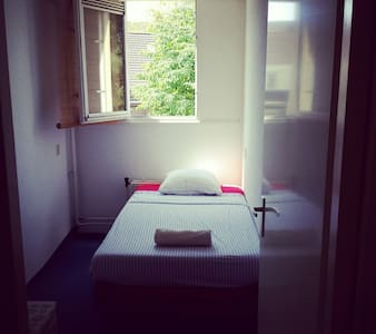 Cozy Single Room :] Free Parking! - Diemen