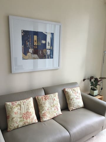 Great Location 2rms/2bath wholeApts - Southbank - Daire
