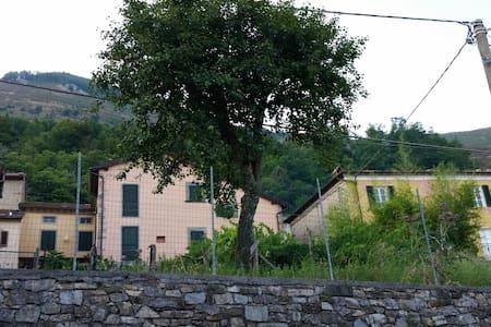 Tuscan Mountain Village House - Bagni di Lucca - House