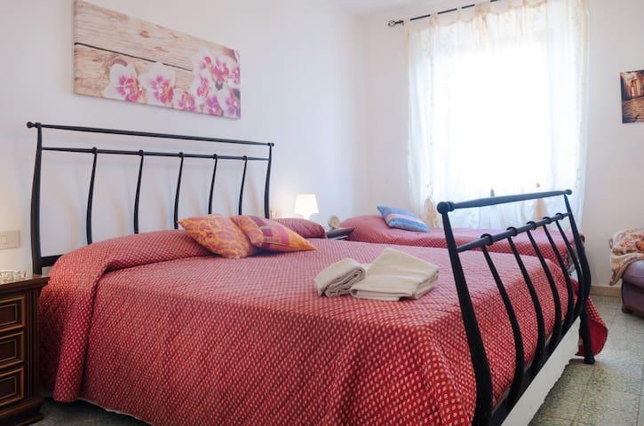 Appartamento indipendente centrale - Montieri - Flat