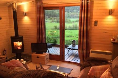 Tan-y-Coed - Powys - Blockhütte