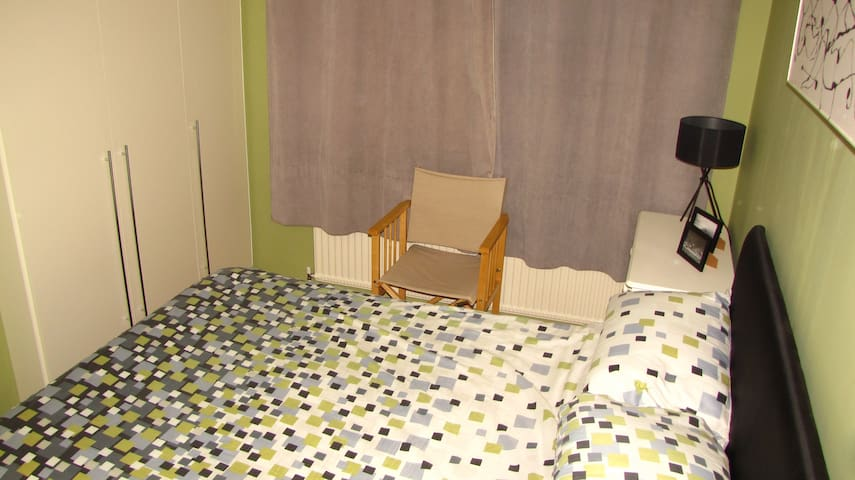 double room or single available