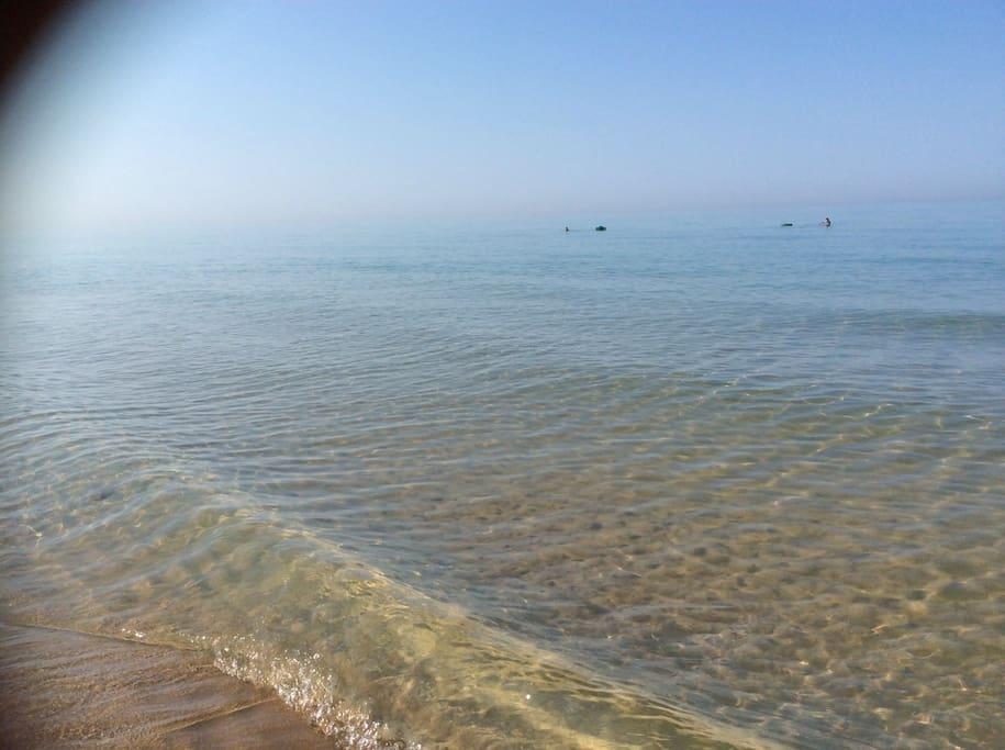 Il mare vicino casa