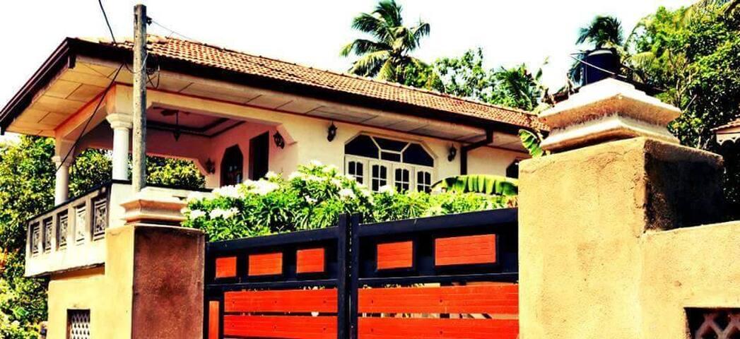 Chauncy Residencies (villa)