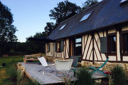 Le pressoir des Noës - Ferrières-Saint-Hilaire - House