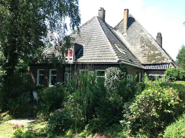 old farmhouse near alkmaar and amsterdam - Hensbroek - Rumah