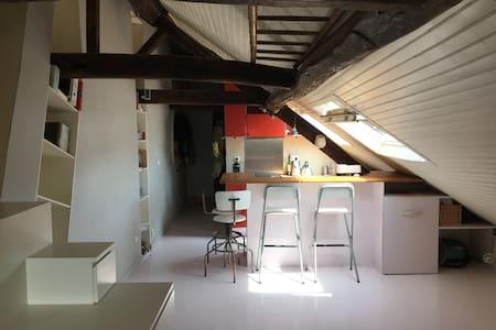 Le perchoir/ Little Loft Paris 9